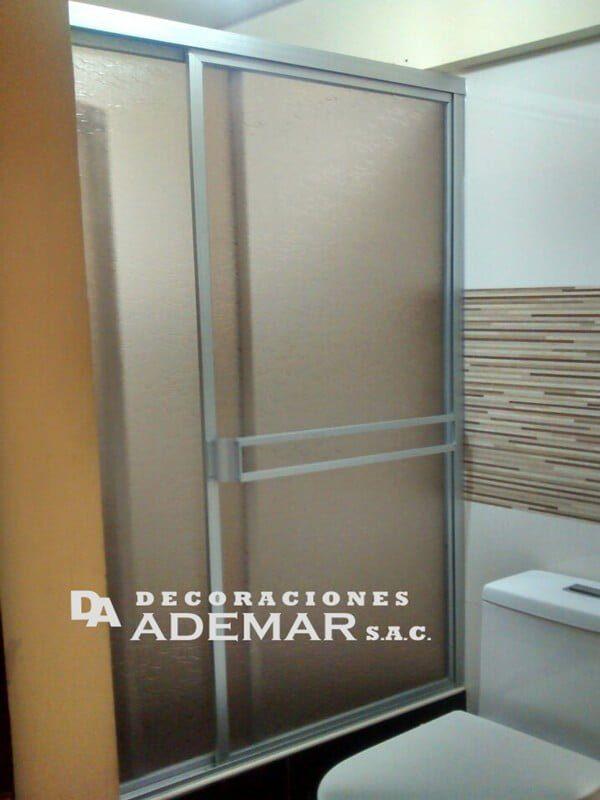 Puertas de duchas y tinas vidrio templado para mamparas - Puertas de cristal para duchas ...