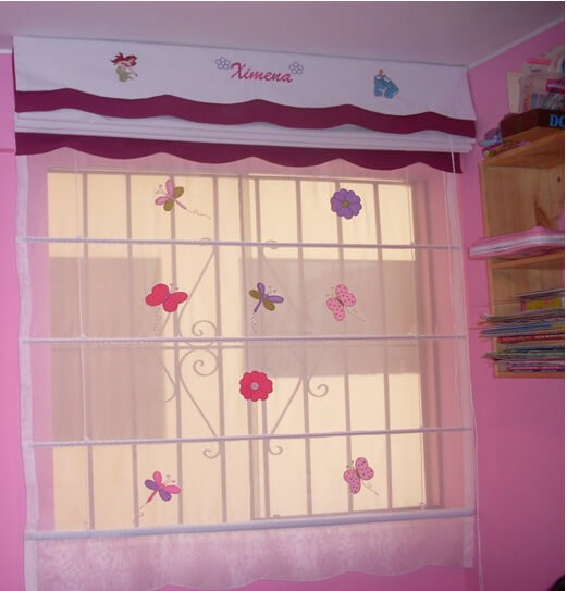 Cortinas para ni os cortinas de bebe estores para ni os - Estores para bebes ...