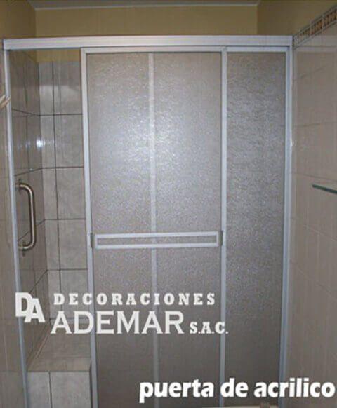 Puertas de duchas peru puertas de tinas puertas para for Puertas de cristal para duchas