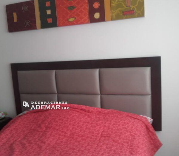 cabecera de cama