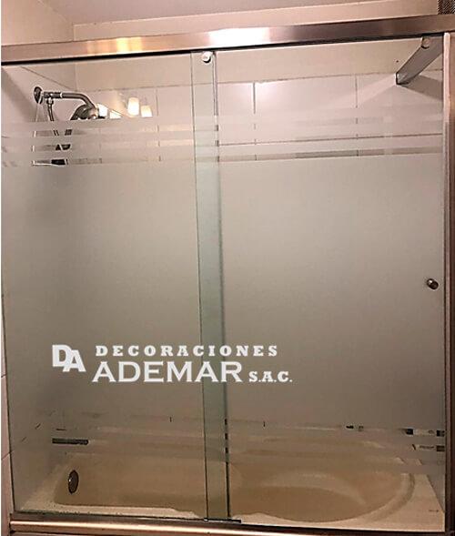 Puertas de duchas vidrio templado puertas para duchas - Modelos de banos y duchas ...